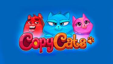 Обзор игрового автомата Copy Cats