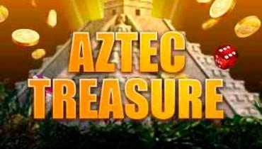 Обзор игрового автомата Aztec Treasure