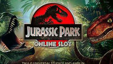 Обзор игрового автомата Jurassic Park