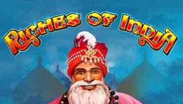 Обзор игрового автомата Riches of India