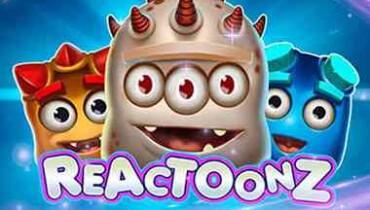 Обзор игрового автомата Reactoonz