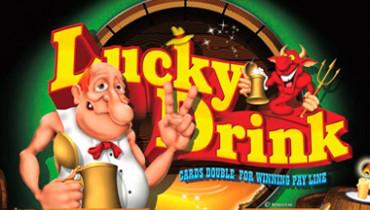 Обзор игрового автомата Lucky Drink