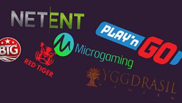 Разработчики слотов для онлайн казино ᐈ рейтинг 2020