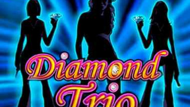 Обзор игрового автомата Diamond Trio