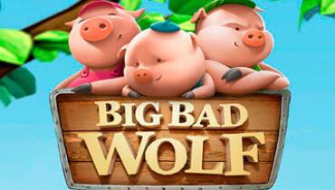 Обзор игрового автомата Big Bad Wolf