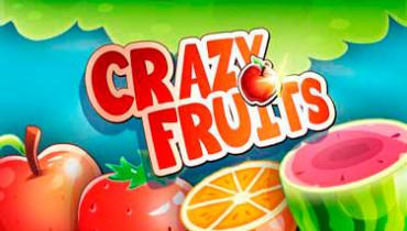 Обзор игрового автомата Crazy Fruits