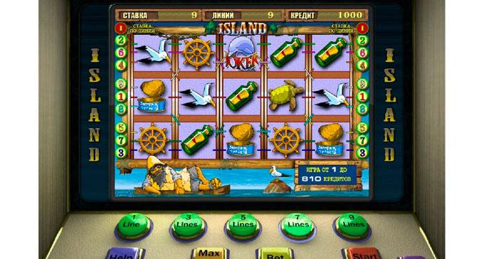 схемы игрового автомата