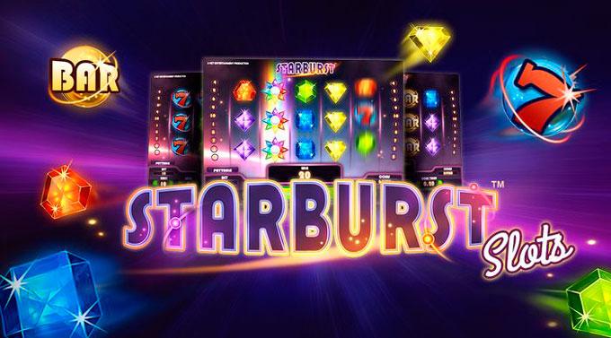 интерфейс онлайн игры Starburst