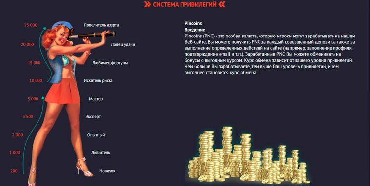 Обзор онлайн казино Пин Ап
