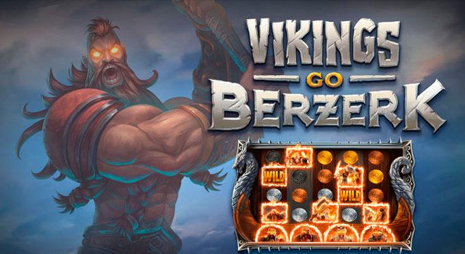внешний вид слота Vikings go Berzerk